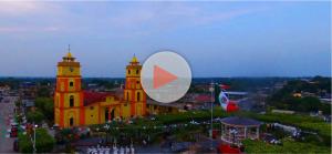 Texistepec luce espectacular en el 208 Aniversario de México